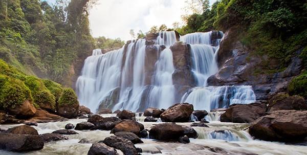 Air Terjun Malela Wisata Alam Keren di Bandung