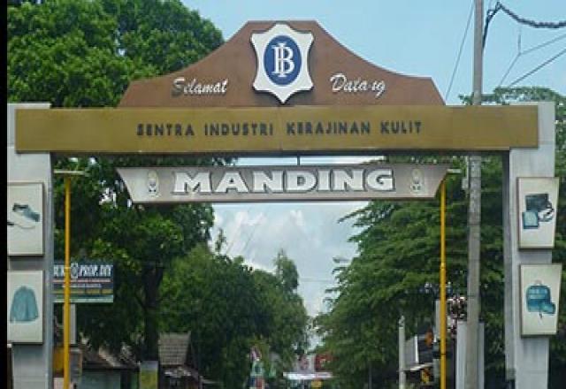 Wisata Manding Jogjakarta