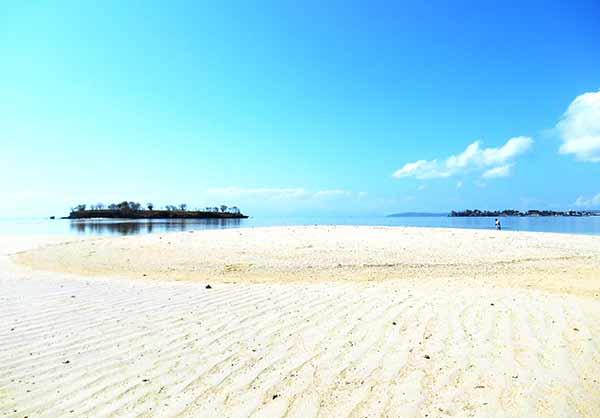Pantai Pink Gili Pasir