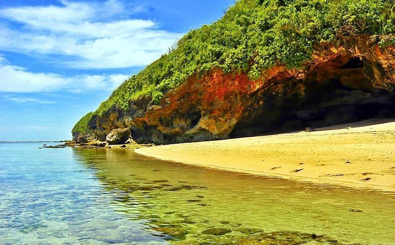 wisata pantai green bowl