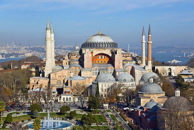 wisata religi muslim di dunia