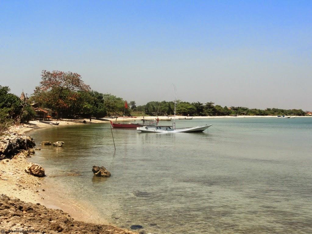 Pantai Ombak Mati Jepara nan Tenang dan Menakjubkan
