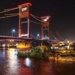 Wisata Jembatan Ampera – Kebanggan Masyarakat Palembang