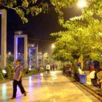 Wisata Taman Bungkul Surabaya, Surga Kota yang Etnik Dan Selalu Ramai Dengan Kunjungan