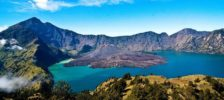 Gunung Tempat Pendakian Para Wisatawan di Indonesia