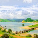 Spot Cantik di Objek Wisata Pantai Seger Lombok