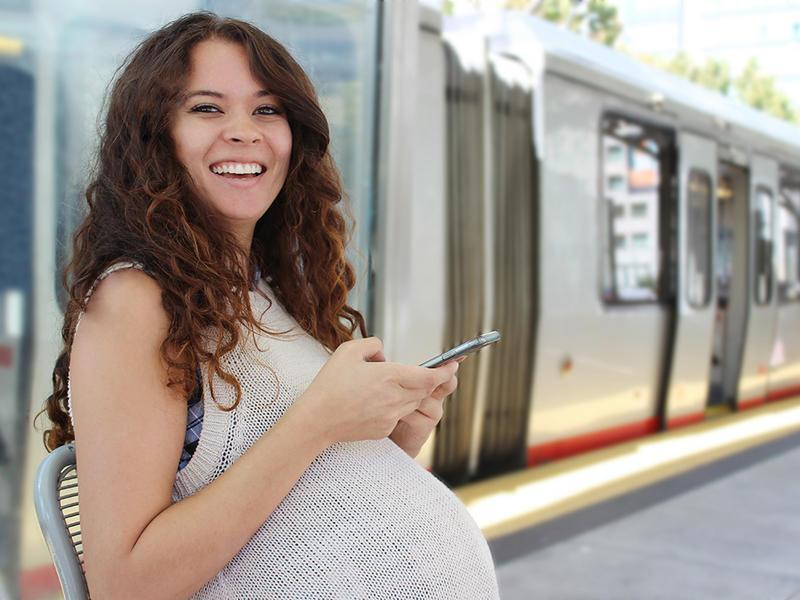 traveling saat hamil
