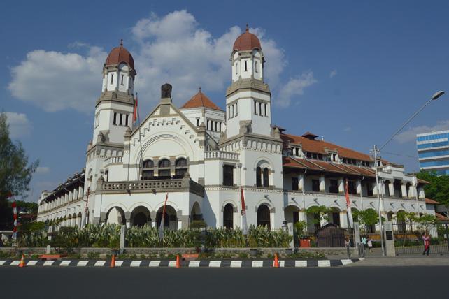 Lawang Sewu Banten