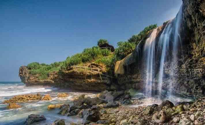 Objek Wisata Air Terjun Jogan
