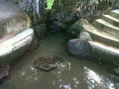 Pemandian Air Panas Akesahu