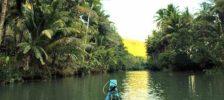 Wisata Berbagai Muara Sungai yang Memikat karena Keasriannya