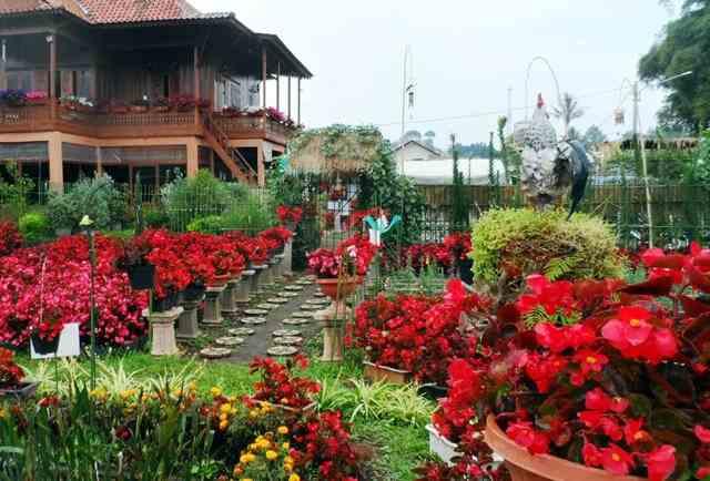 Tempat Wisata di Lembang Paling Favorit, Indah dan Menarik