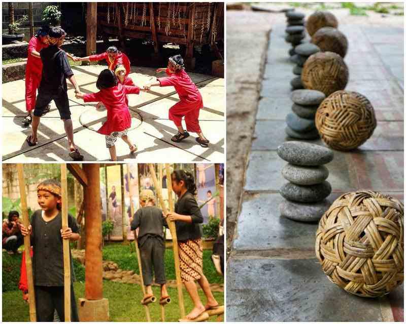 Mengenal Permainan Tradisional dengan Komunitas Hong