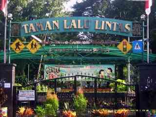 Taman Lalu Lintas Ade Irma Suryani