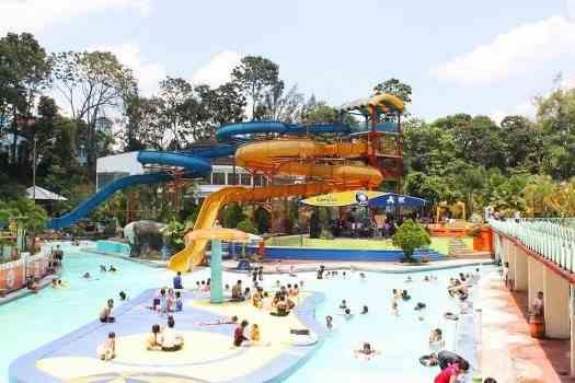 Karang Setra Waterpark Bandung