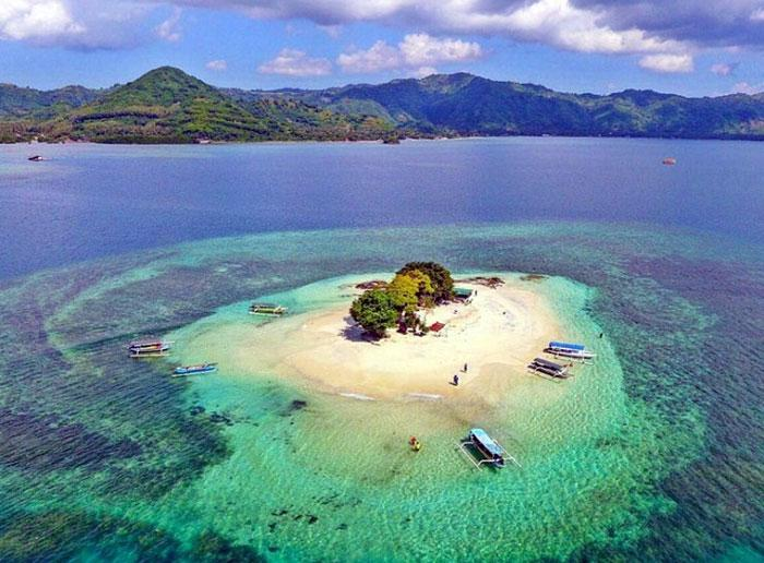 Wisata Lombok - Gili Kedis