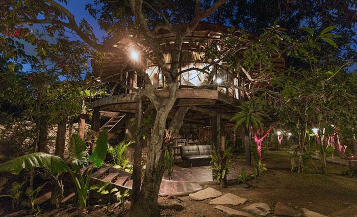 Wisata Rumah Pohon Magical Treehouse Bali