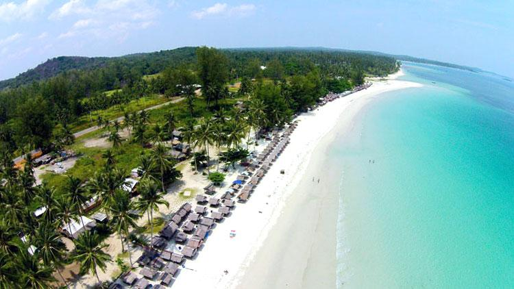 Wisata Pulau Bintan - Pantai Trikora