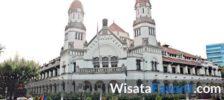 Kisah Mistis Dibalik Indahnya Lawang Sewu di Semarang