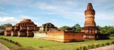 Mengunjungi Candi Muaro Jambi yang Mirip Kuil Aztec