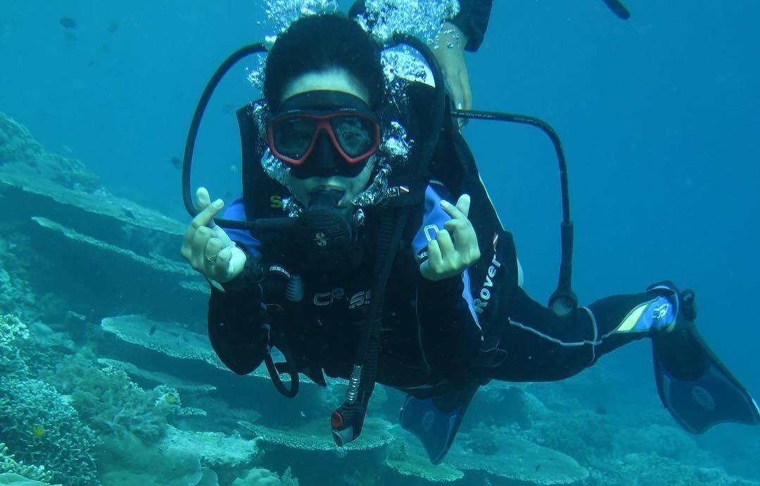 Spot-Spot Diving di Wakatobi yang Menyajikan Keindahan Alam Bawah Laut