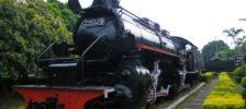 Berkunjung ke Museum Kereta Api Indonesia di Semarang