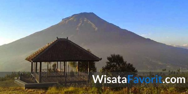 Menikmati Keindahan Sunrise Terbaik di Wisata Gunung Sindoro Temanggung