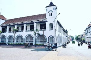Berkunjung ke Situs UNESCO Semarang : Kota Lama