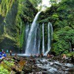 Wisata Air Terjun Tiu Kelep dan Sendang Gile Lombok