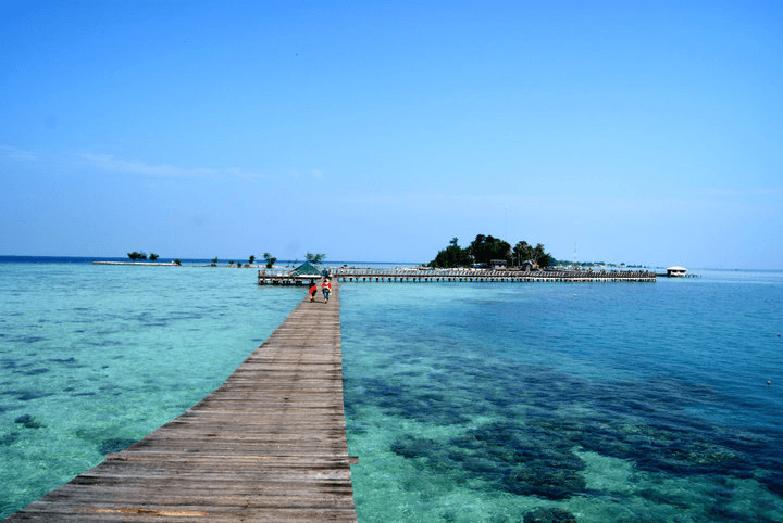 Keindahan Wisata Pulau Pramuka
